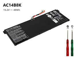Acer AC14B8K Replacement Battery