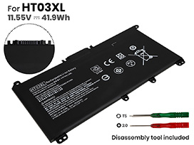 hp pavilion-15-da0077tx Replacement Battery