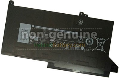 Dell Latitude 7390 Battery