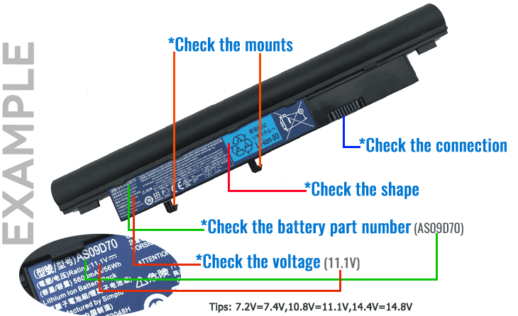 check laptop battery